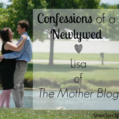 Confessions of a Newlywed: Lisa