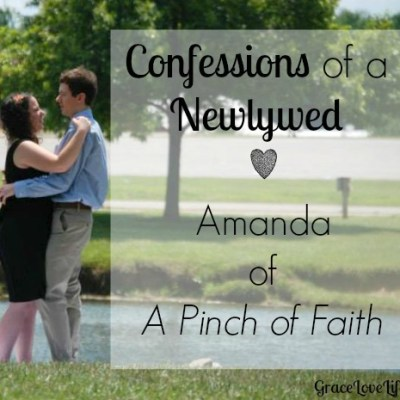 Confessions of a Newlywed: Amanda