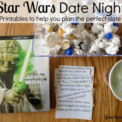 Star Wars Date Night Ideas