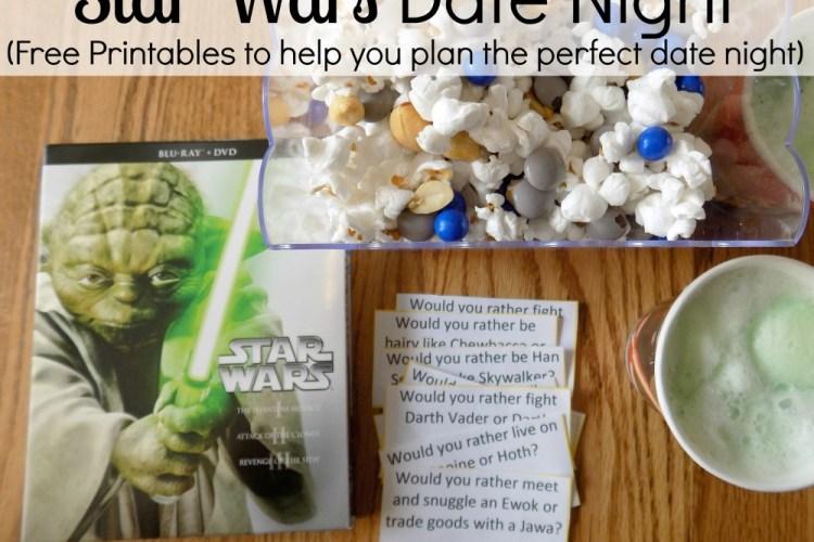 Star Wars Date Night Ideas