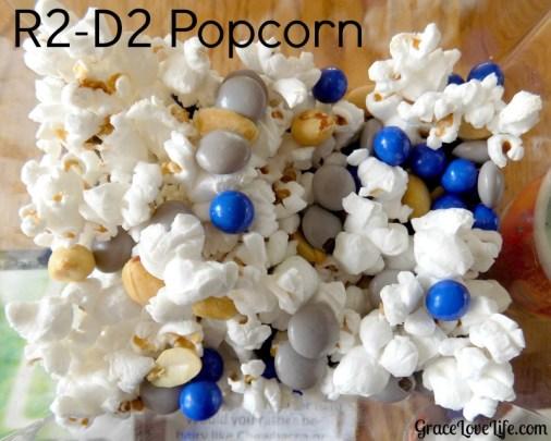 R2D2 Popcorn