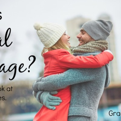 What is Biblical Marriage?