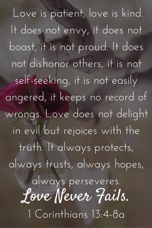 1 Corinthians 13 Wedding Reading.How To Love Like A 1 Corinthians 13 Wife Grace Love Life