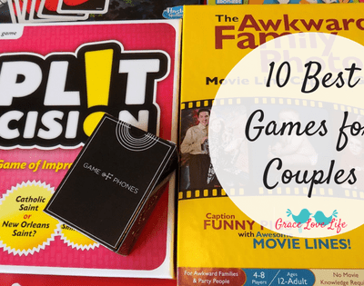 10 Best Games for Couples