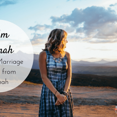 I Am Hannah: Modern Marriage Lessons from Hannah