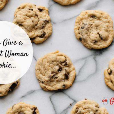 If You Give a Pregnant Woman a Cookie