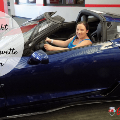 Date Night at the National Corvette Museum