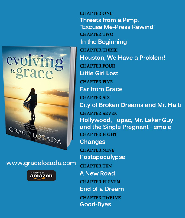 Chapters of Evolving to Grace