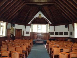 Grace Memorial Chapel at Sabbath Day Point
