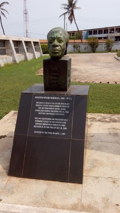 statue-kwame-nkrumah