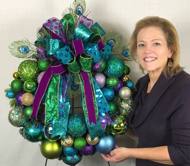 Learn to Make Beautiful Wreaths