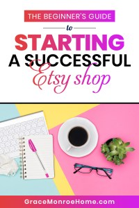 Starting a Successful Etsy Shop