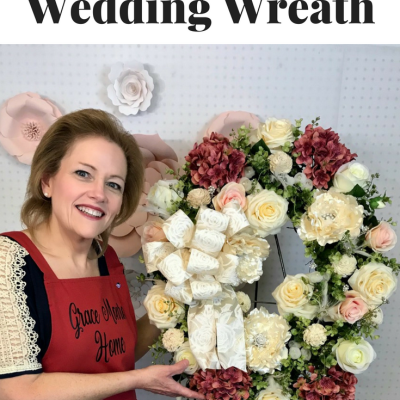 How to Make a Wedding Wreath