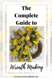DIY: How to Make a Wreath - Wreath Making Made EASY