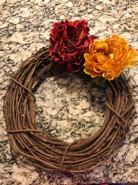 Step by Step Instructions for Make a Wreath