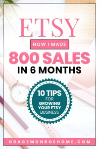 How to Get Tons of Sales on Etsy