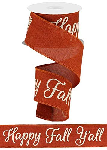 Best Ribbon for Fall