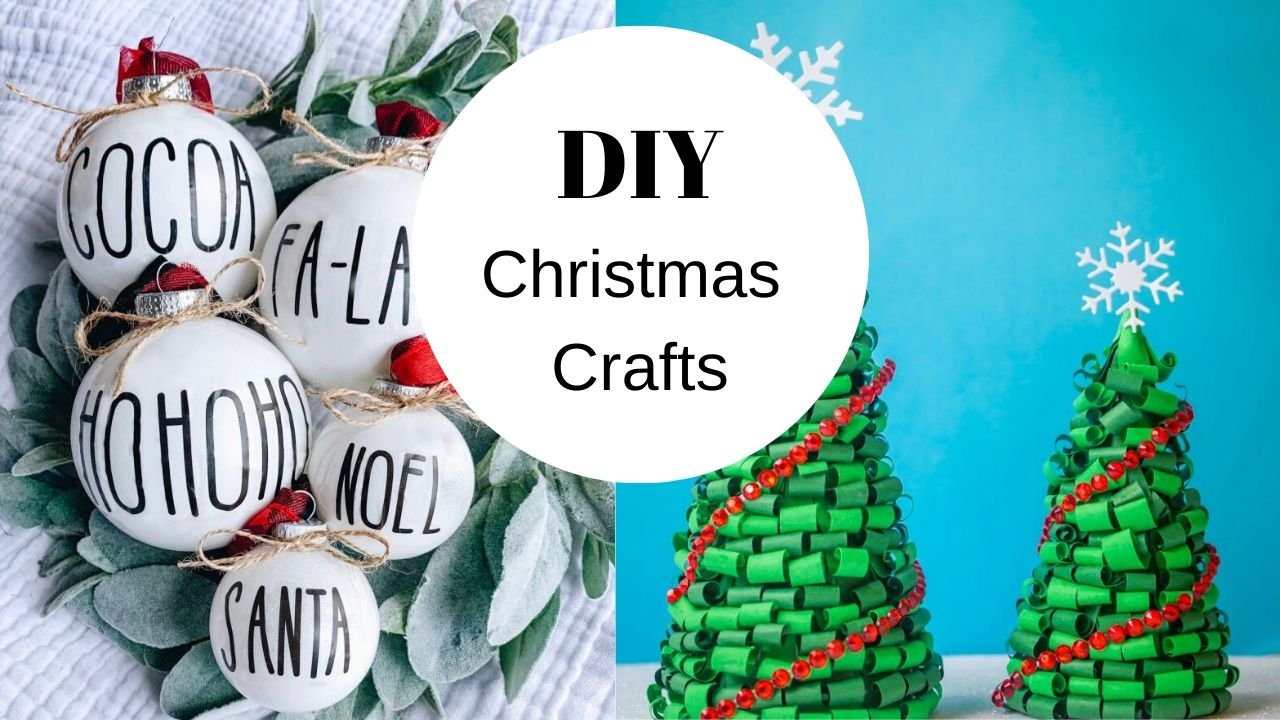 20 Best Diy Christmas Crafts Grace Monroe Home