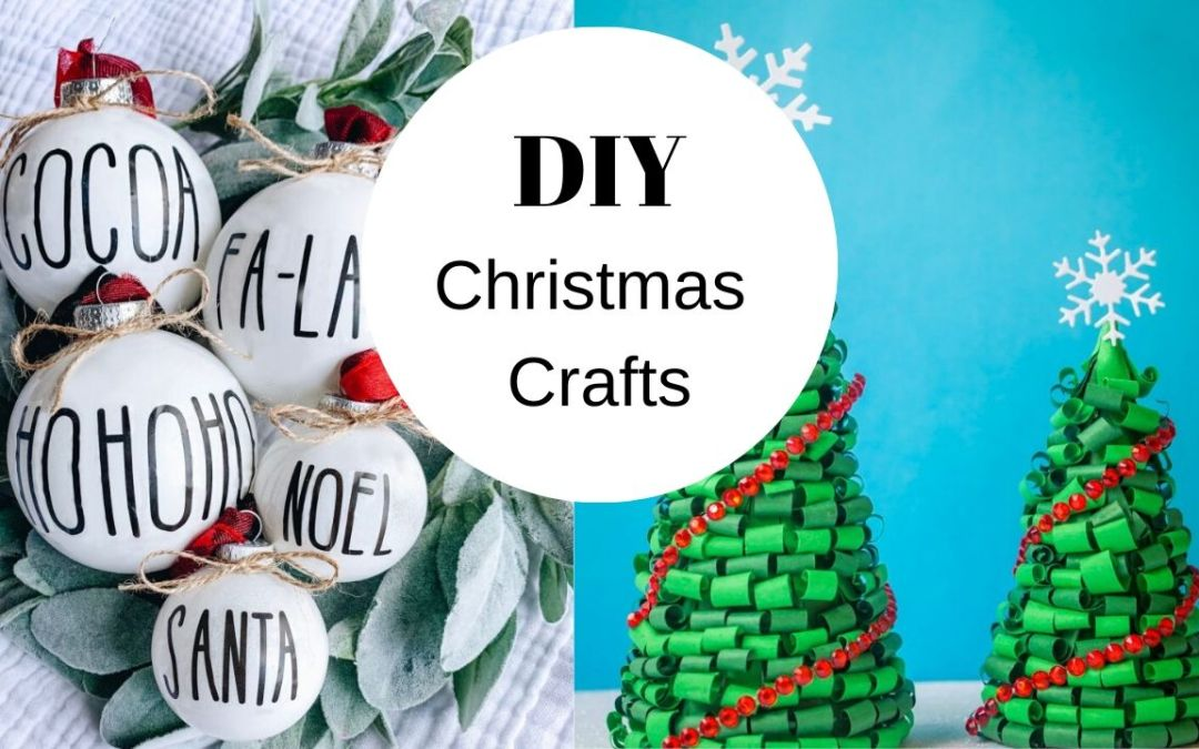 20+ Best DIY Christmas Crafts