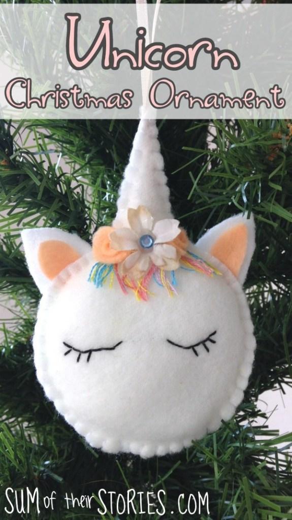 Best Christmas Craft Ideas #crafts #christmas #unicorn #holidaydecor