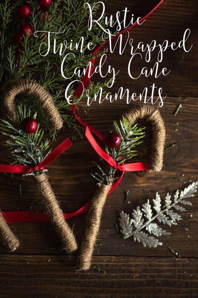 DIY Chrstmas Ornaments