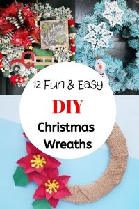 Check Out These Awesome Christmas Wreaths to Make!