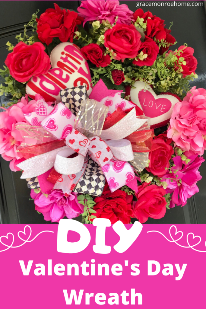 Beautiful Valentine's Day Wreath Ideas