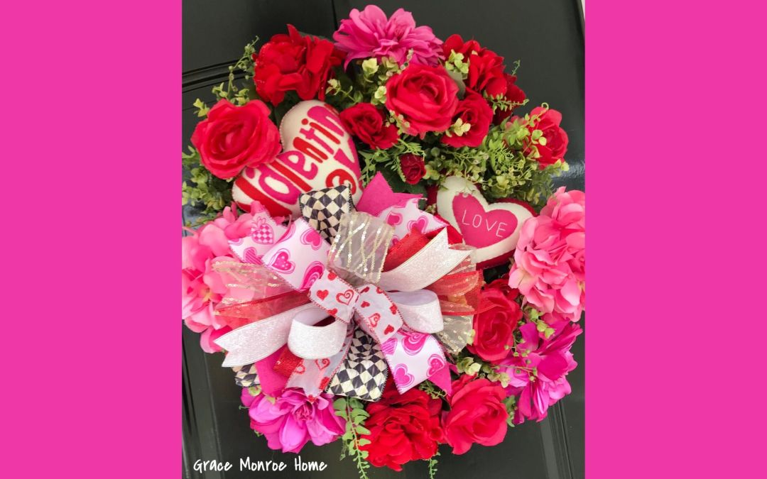 How to Make a Valentine's Day Wreath