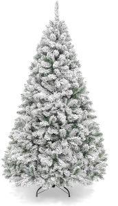 Best Snow Flocked Christmas Tree