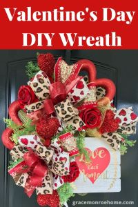 Make a Fun & Funky Valentine's Day for Your Door