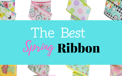 Best Ribbons for Spring