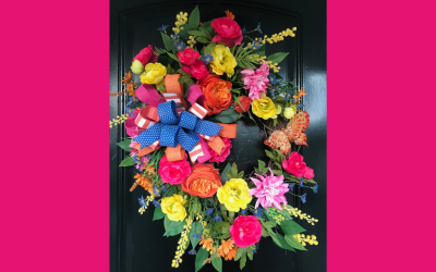 How to Make a Wreath For Summer