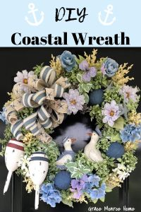 How to Make a Coastal - Beach Wreath for Your Door
