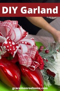 Learn to Make a Garland That is Perfect for Valentine's Day!