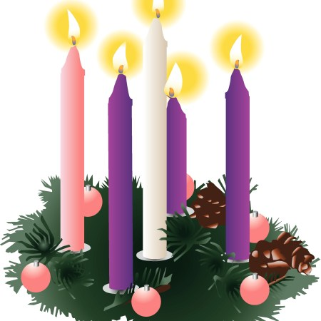 Image result for fourth sunday of advent clipart