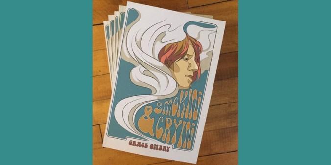 Reviews of Smokin' & Cryin' - a novel by Grace Ombry