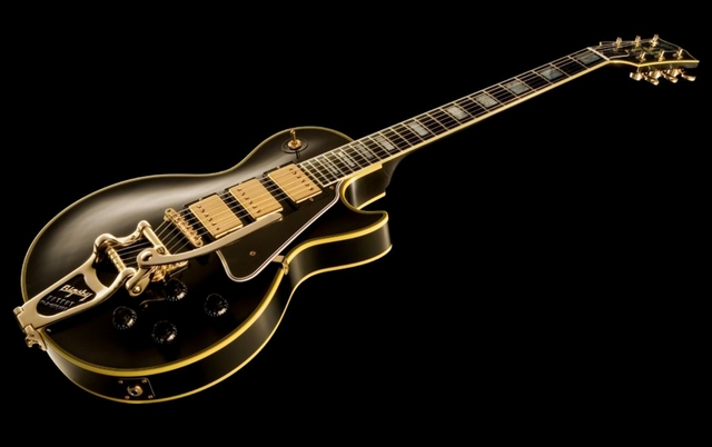 Les Paul Black Beauty