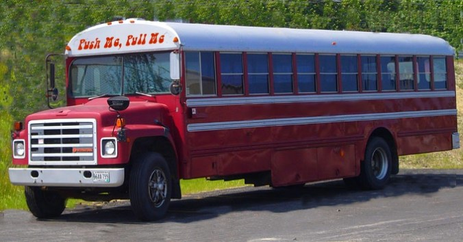 Yield bus