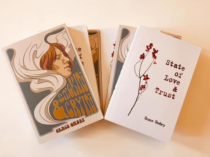 grace ombry's novels