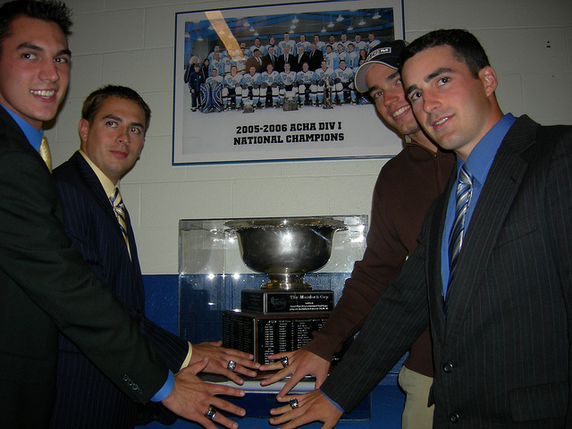 URI Hockey - 2006 ACHA Champs