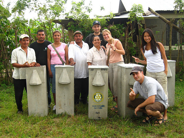 Pure Water For the World - Honduras