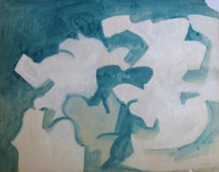 Grace Renzi : N° 15 : 1951/52, 47 x 60 cm.