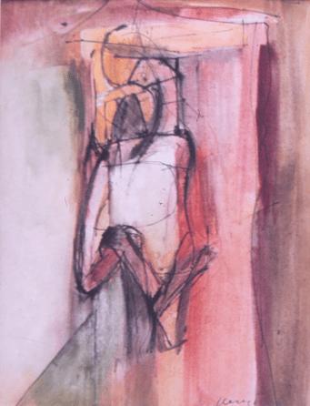 Grace Renzi : N° 47 : early 1960's, 32 x 25 cm.