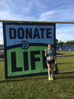Donate Life 8K (My first 8K)