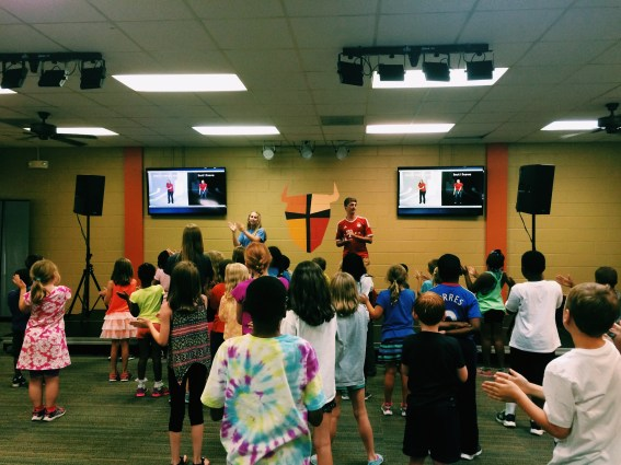 My internship at CEF has revealed the power of having childlike faith and how much God desires children in the kingdom.