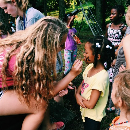 While I was extremely exhausting, I am so grateful for the bonds I formed with the children during Kids Week.