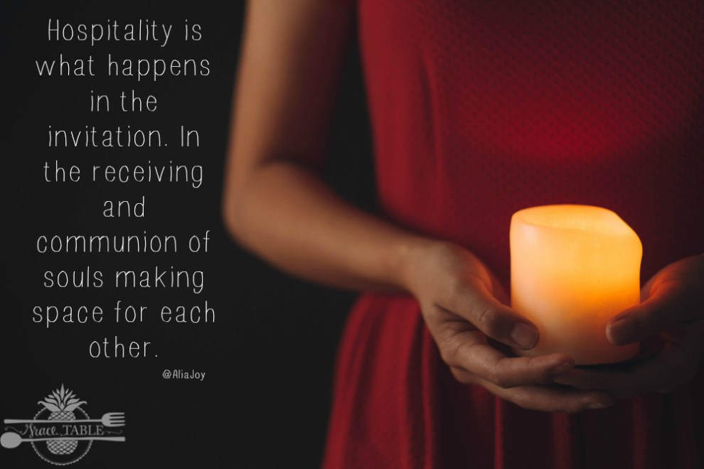 candle in the dark with quote