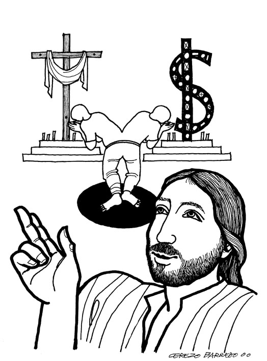 Serving God Over Wealth