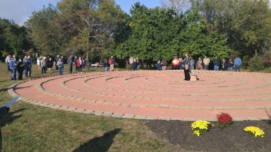 Labyrinth Blessing
