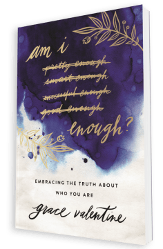 Am I Enough book cover